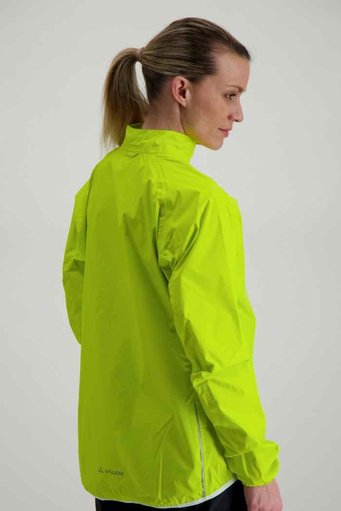 Vaude Drop III giacca da bike donna Colore Giallo 2