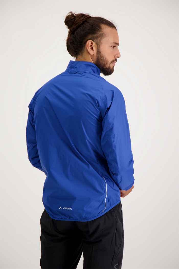Vaude Drop III giacca da bike uomo Colore Blu 2