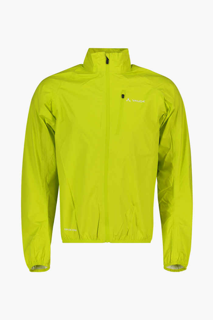 Vaude Drop III giacca da bike uomo Colore Giallo 1