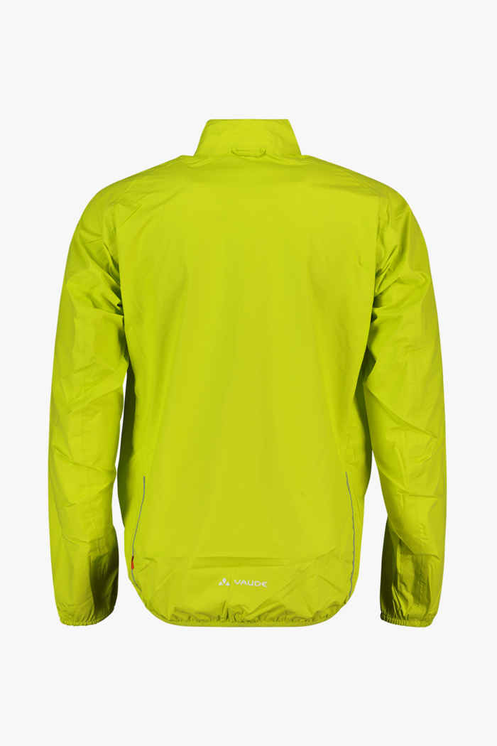 Vaude Drop III giacca da bike uomo Colore Giallo 2