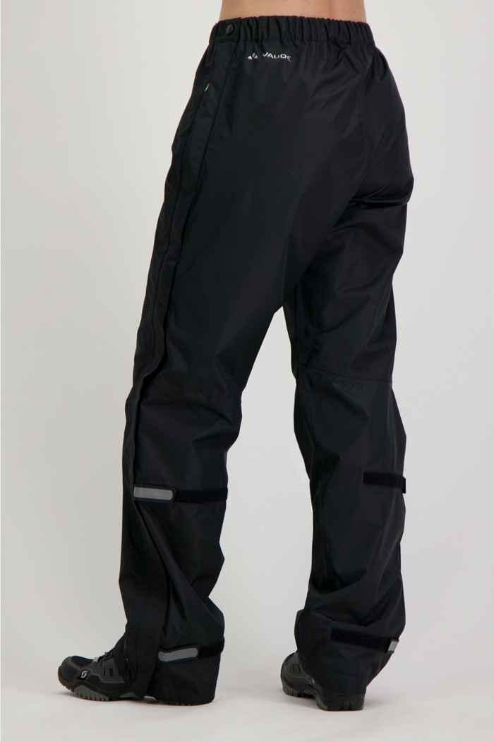 Vaude Fluid Full-Zip pantaloni antipioggia donna 2