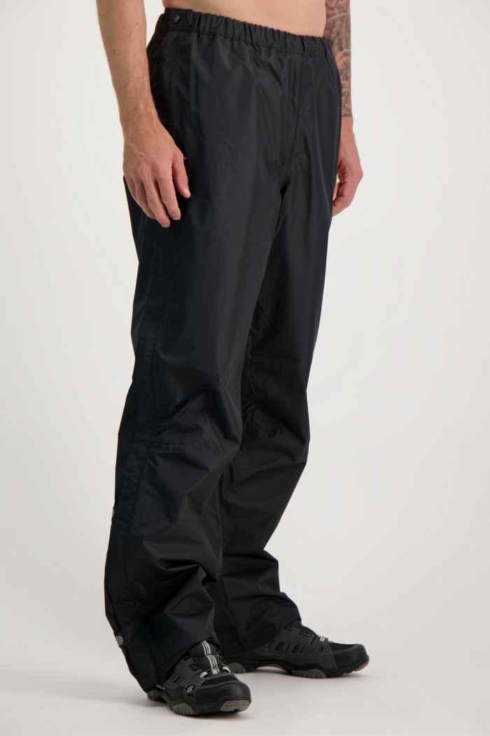 Vaude Fluid II Full-Zip pantaloni antipioggia uomo 1