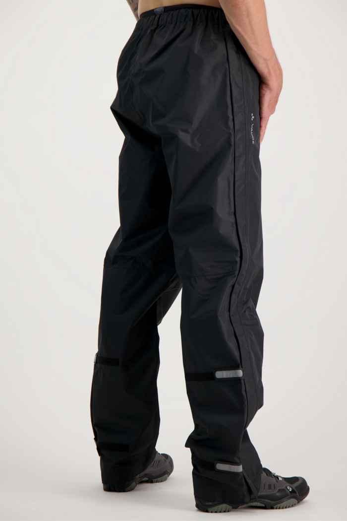 Vaude Fluid II Full-Zip pantaloni antipioggia uomo 2