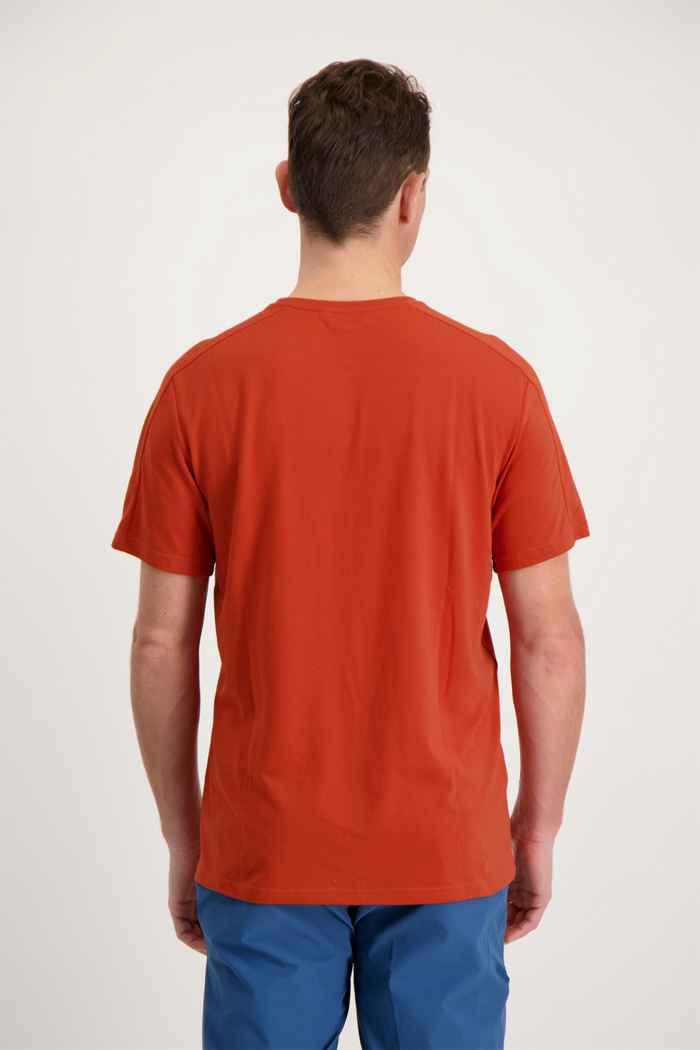 Vaude Gleann Herren T-Shirt Farbe Orange 2