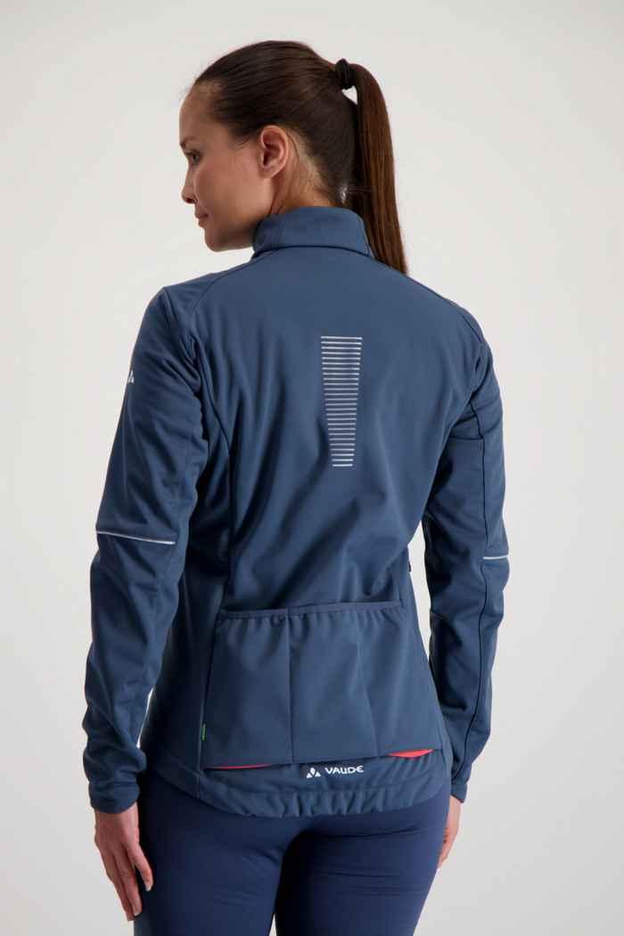 Vaude Resca III Damen Bikejacke Farbe Blau 2
