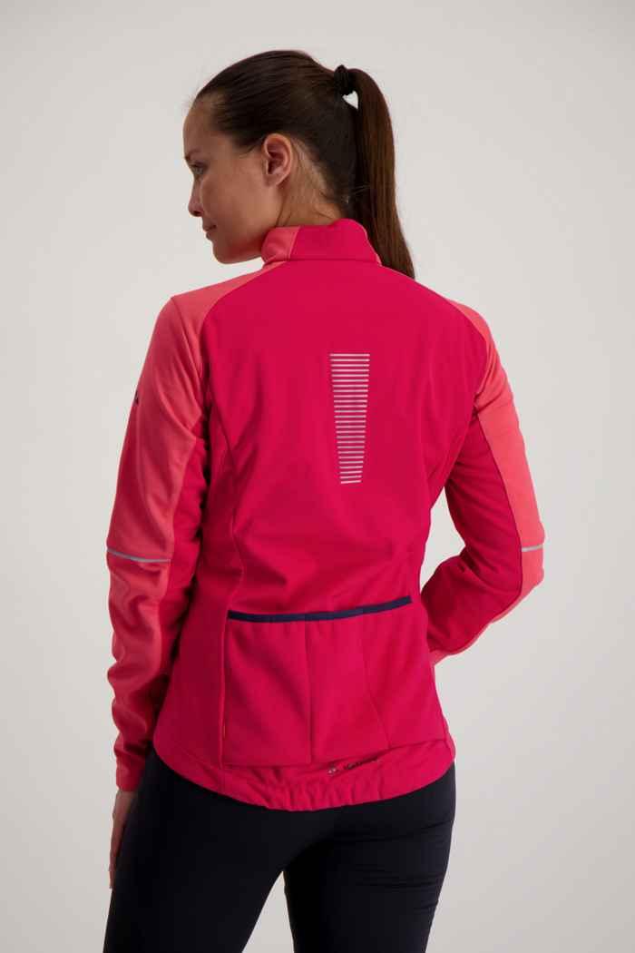 Vaude Resca III Damen Bikejacke Farbe Pink 2