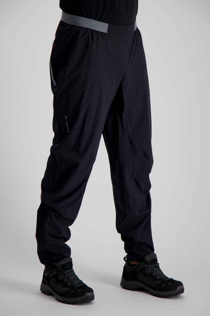 Vaude Vatten pantaloni antipioggia uomo 1