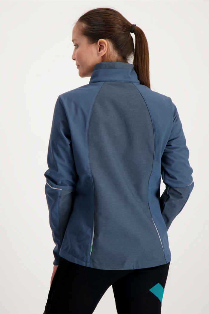 Vaude Wintry IV Damen Bikejacke Farbe Blau 2