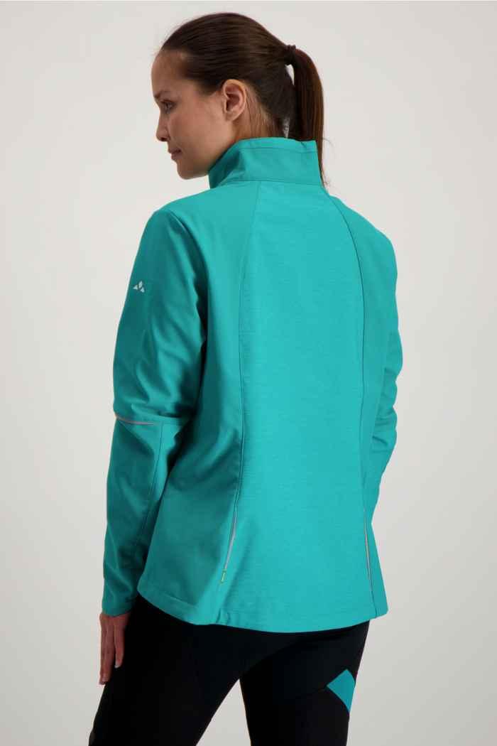 Vaude Wintry IV Damen Bikejacke Farbe Mint 2