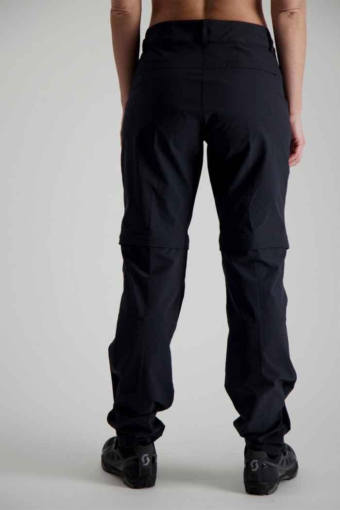 Vaude Yaki II Zip-Off pantaloni da bike donna 2