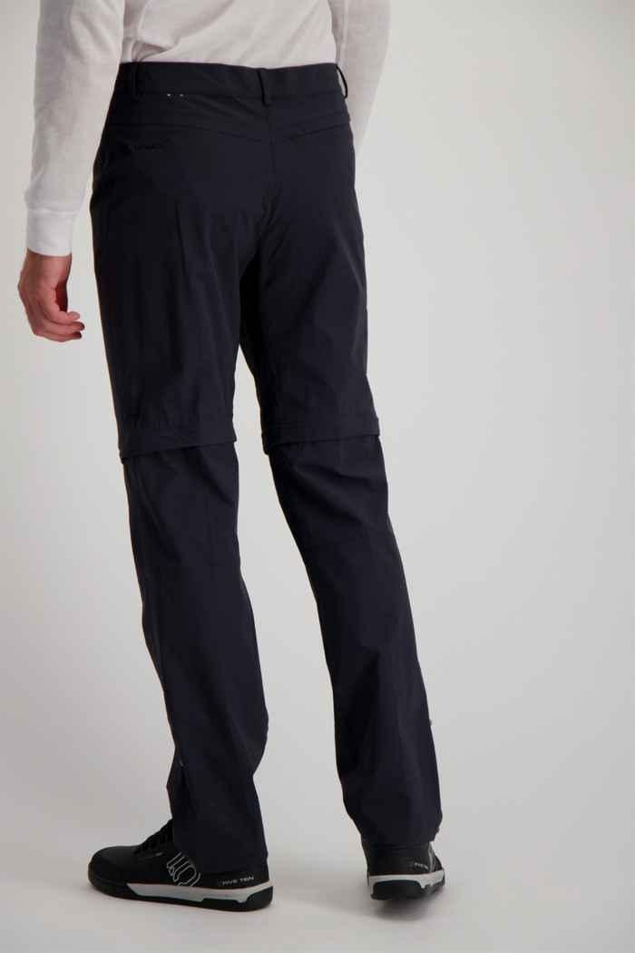 Vaude Yaki II Zip-Off pantaloni da bike uomo 2