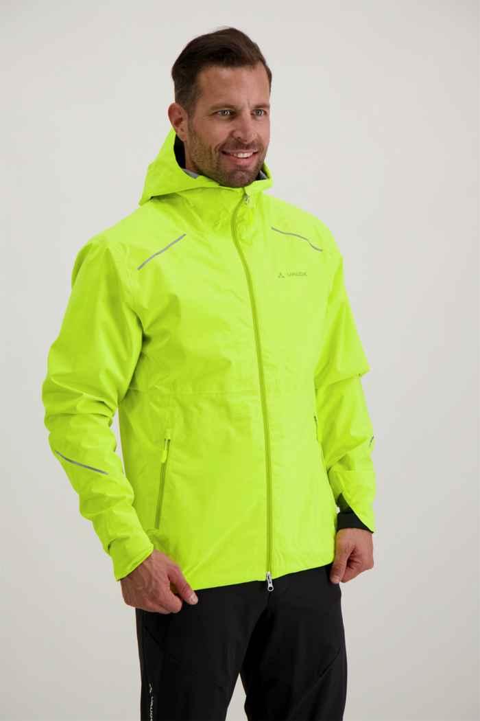 Vaude Yaras 3in1 giacca da bike uomo 1