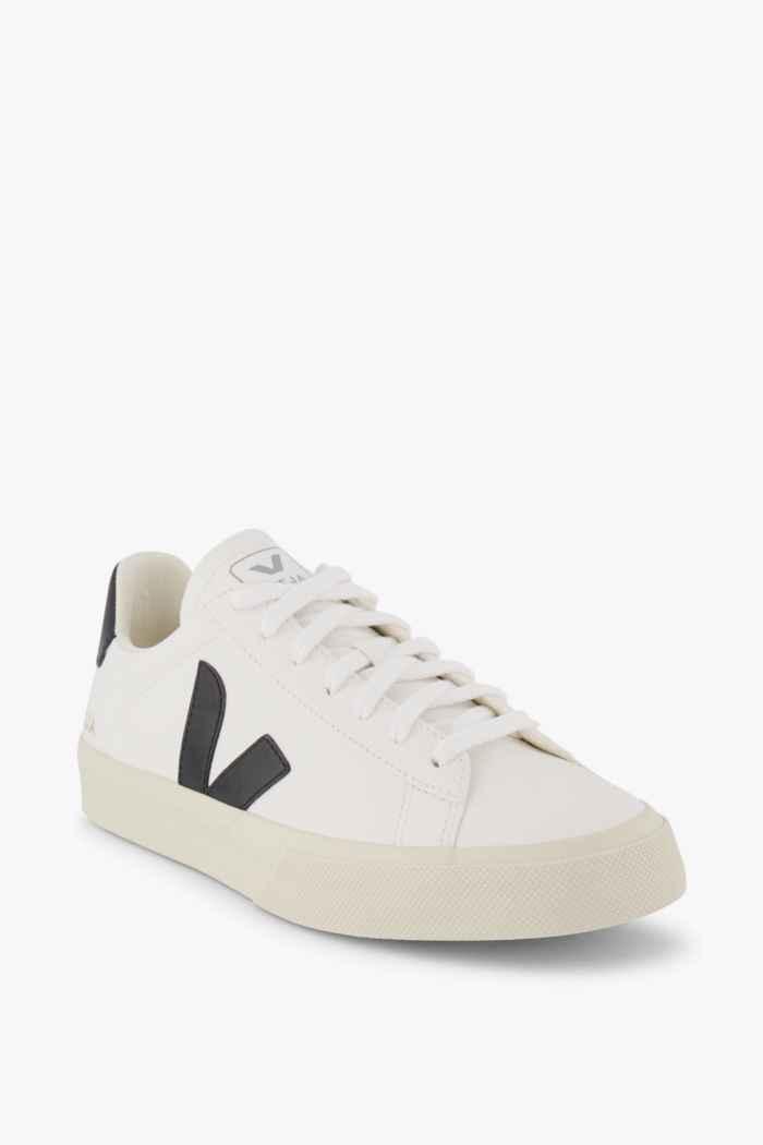 VEJA Campo Chromefree sneaker femmes Couleur Noir-blanc 1