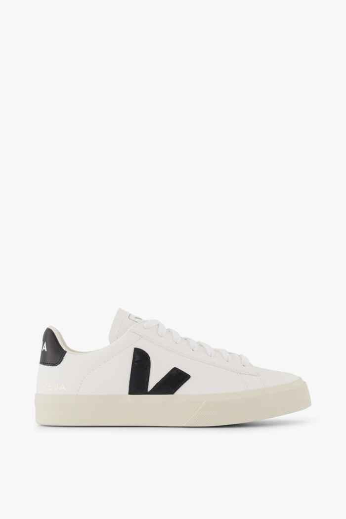 VEJA Campo Chromefree sneaker femmes Couleur Noir-blanc 2