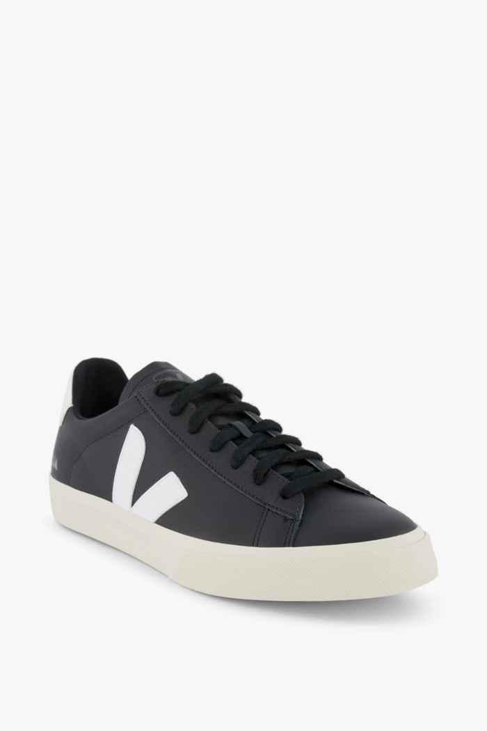 VEJA Campo Chromefree sneaker hommes Couleur Noir-blanc 1
