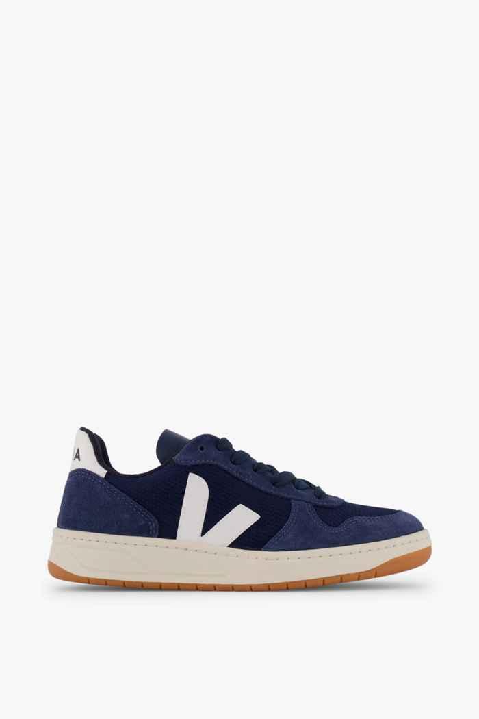 VEJA V-10 B-Mesh sneaker donna Colore Blu 2