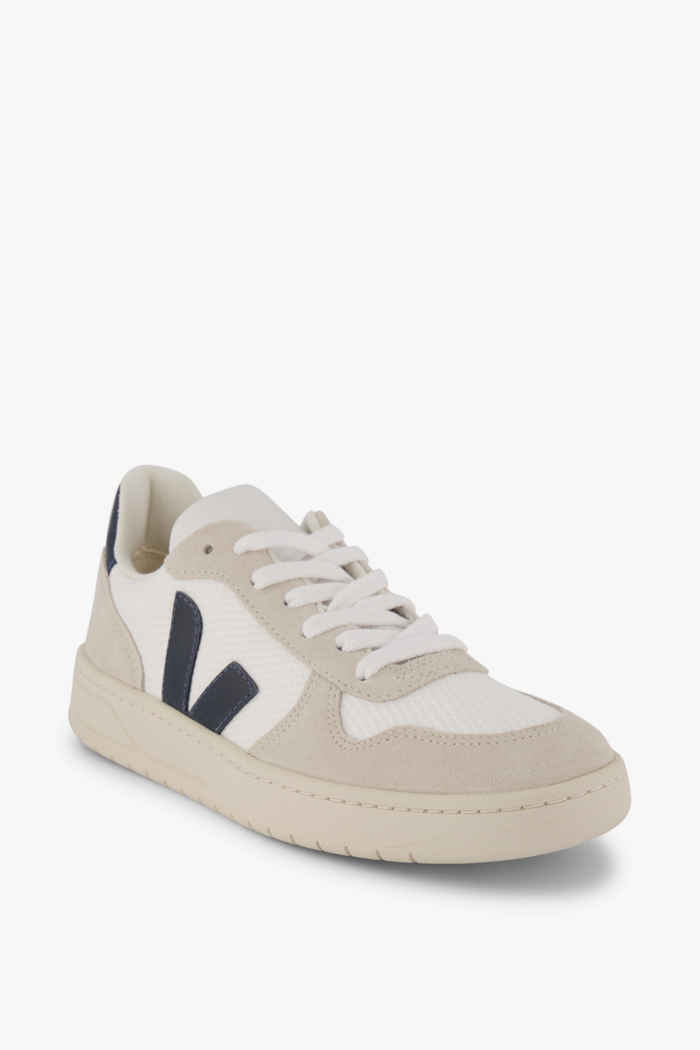 VEJA V-10 B-Mesh sneaker uomo Colore Bianco 1