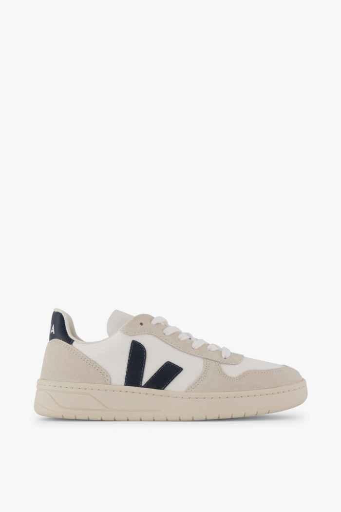 VEJA V-10 B-Mesh sneaker uomo Colore Bianco 2