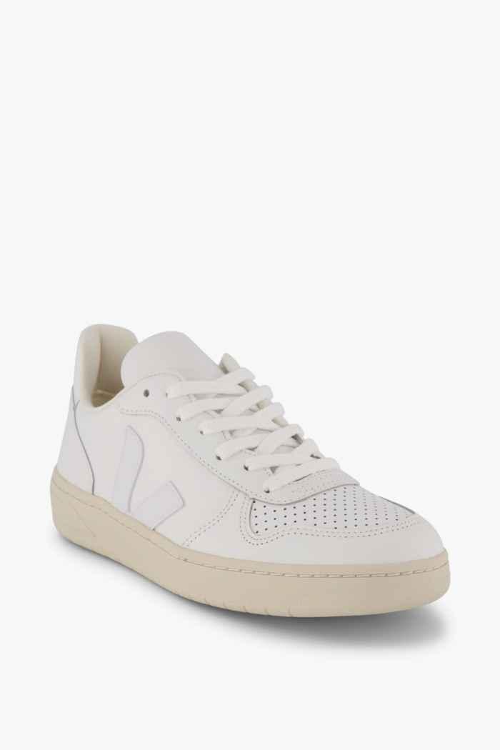 VEJA V-10 Damen Sneaker Farbe Weiß 1