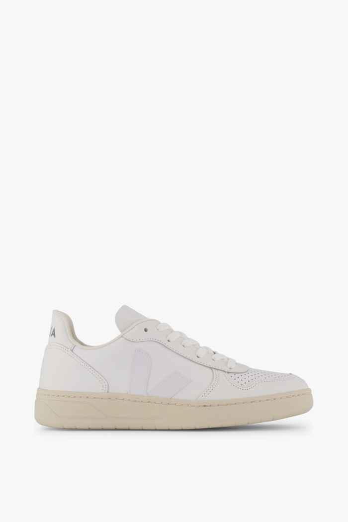 VEJA V-10 Damen Sneaker Farbe Weiß 2