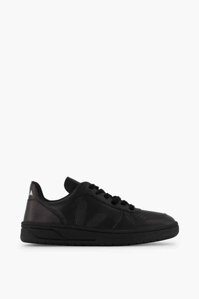 VEJA V-10 Herren Sneaker Farbe Schwarz 2