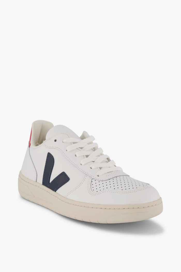VEJA V-10 Leather sneaker donna 1
