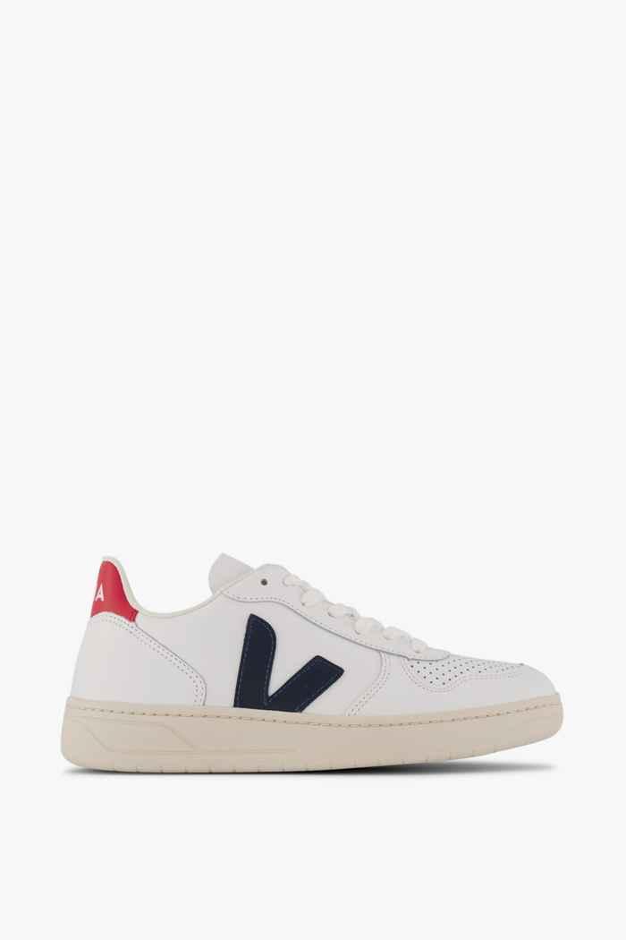 VEJA V-10 Leather sneaker donna 2