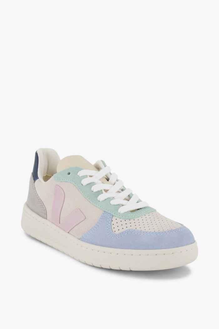 VEJA V-10 Suede sneaker femmes 1