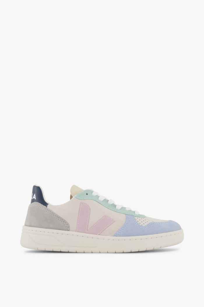 VEJA V-10 Suede sneaker femmes Couleur Multicolore 2