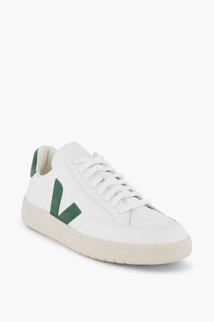 VEJA V-12 Leather sneaker hommes Couleur Blanc 1