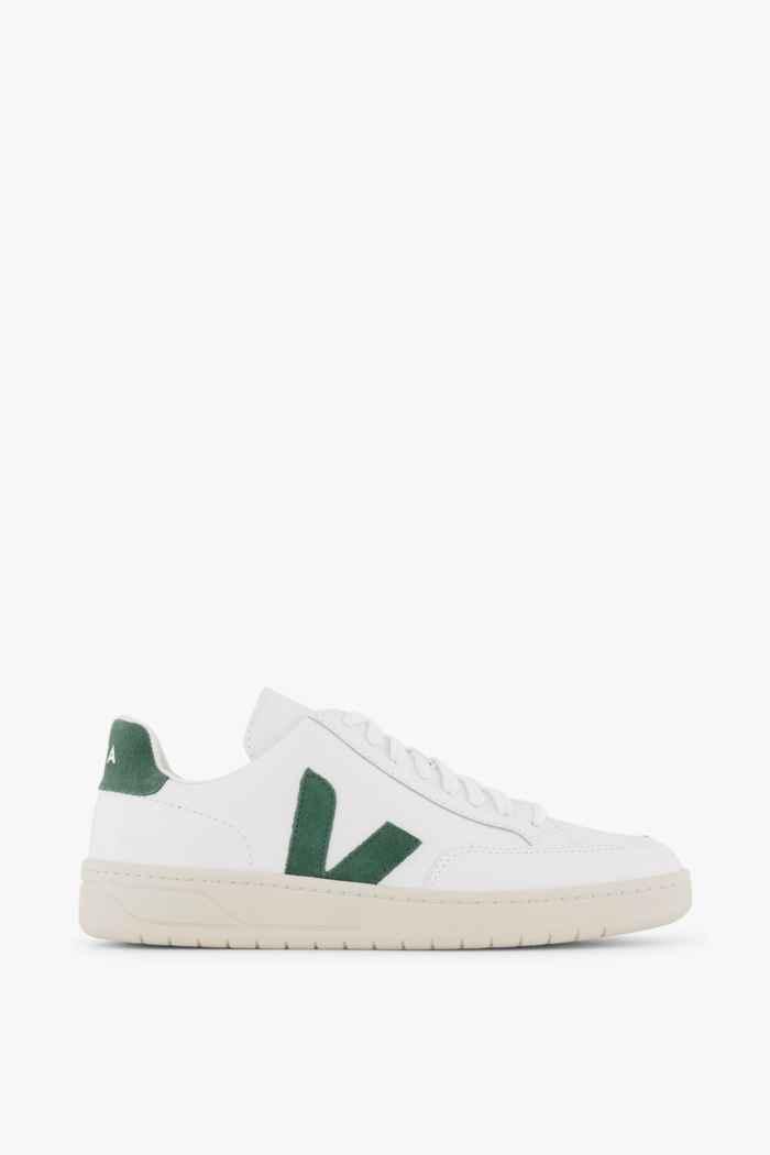VEJA V-12 Leather sneaker hommes Couleur Blanc 2