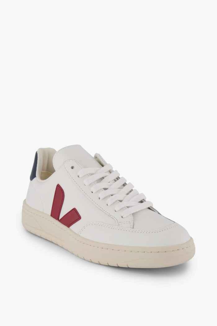 VEJA V-12 Leather sneaker uomo Colore Bianco 1