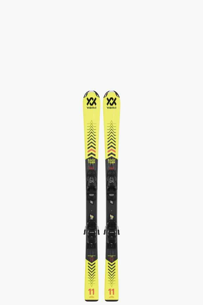 Völkl Racetiger Kinder Ski Set 20/21 1