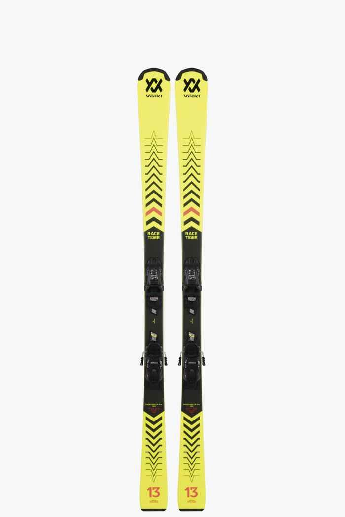 Völkl Racetiger Pro Kinder Ski Set 20/21 1