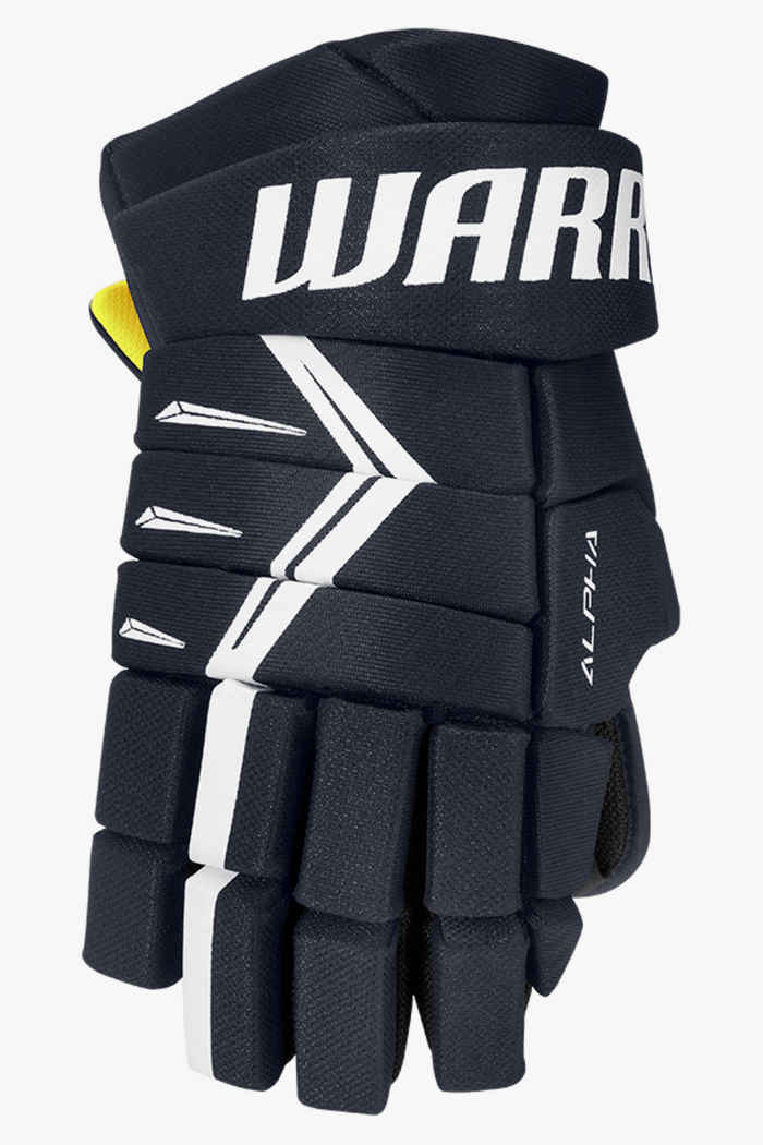 WARRIOR DX5 Alpha guanti da hockey su ghiaccio bambini 1
