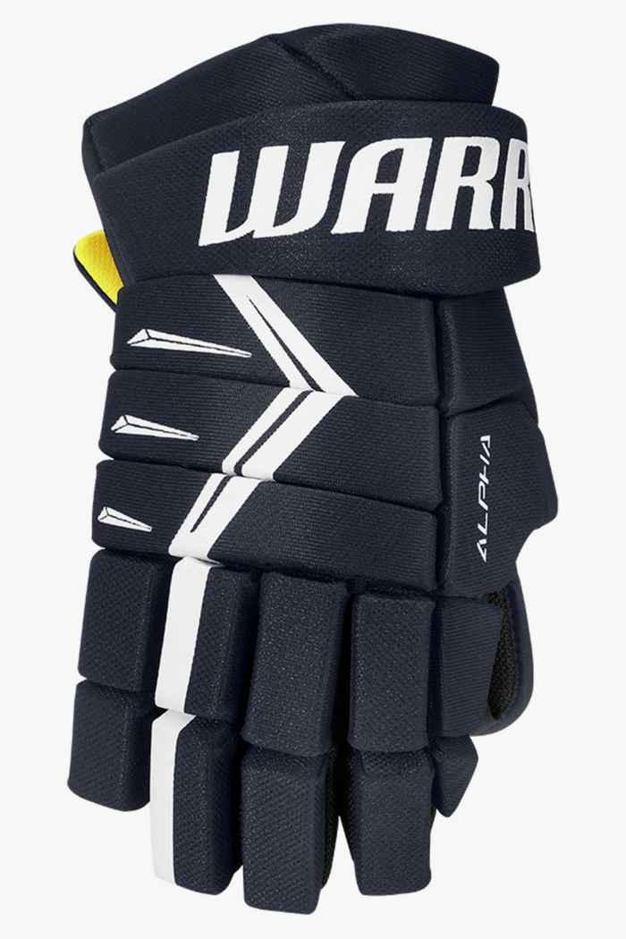 WARRIOR DX5 Alpha Kinder Eishockey Handschuh 1