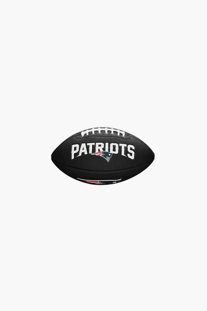 Wilson NFL Team Logo Mini ballon de football américain 1