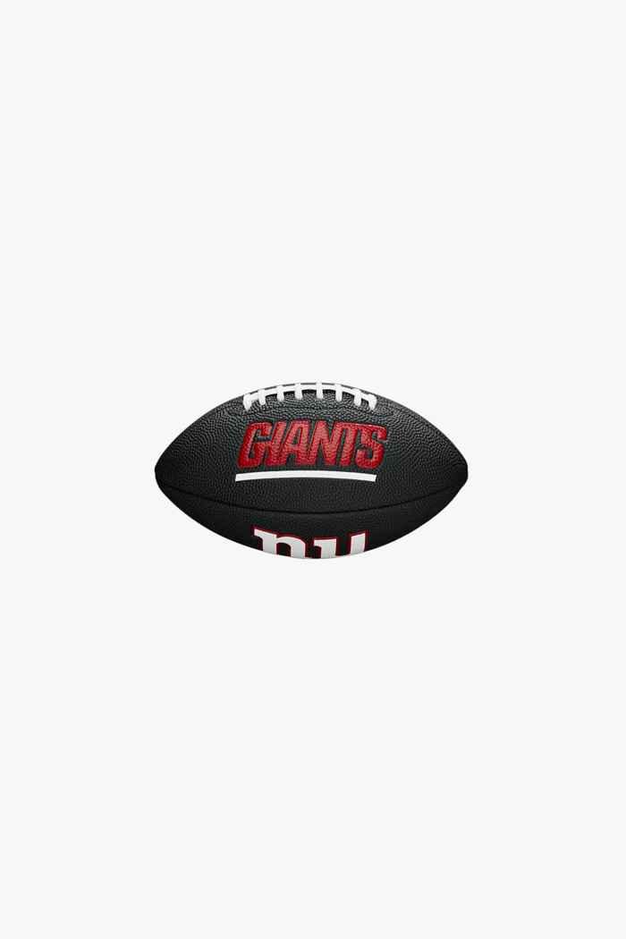 Wilson NFL Team Logo Mini ballon de football américain 2