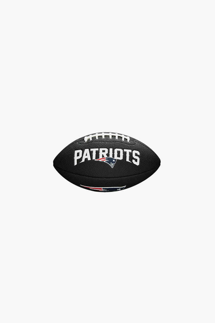 Wilson NFL Team Logo Mini palla da football americano 1