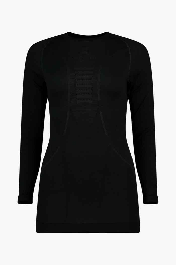 X-Bionic Apani 4.0 Merino maniche lunghe termica donna Colore Nero 1