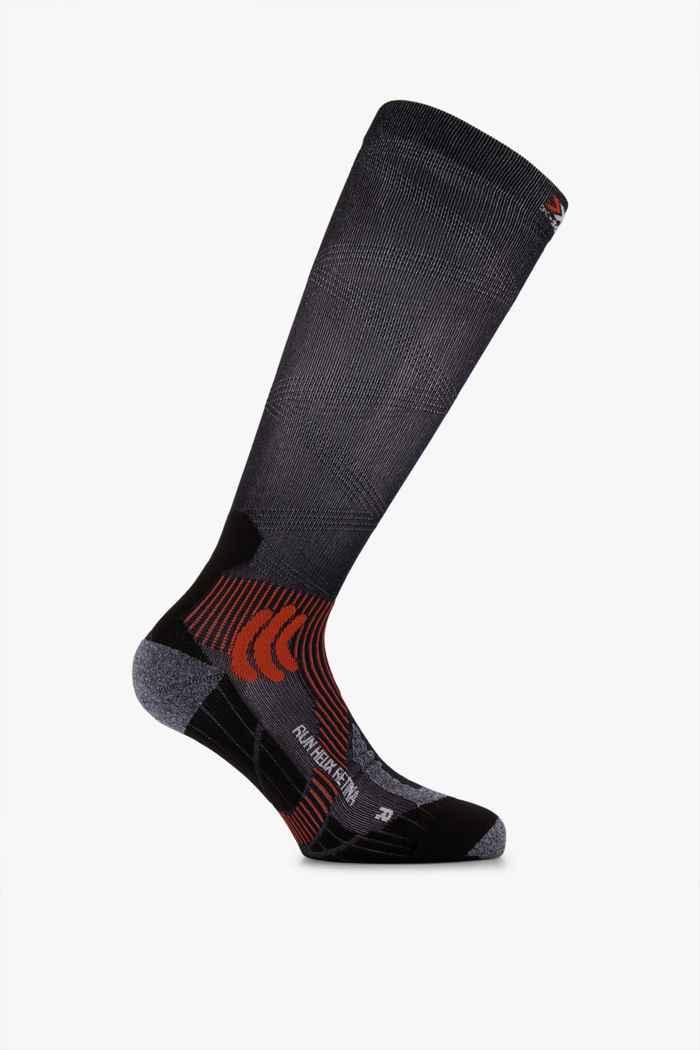 X-Socks Helix Retina 42-44 chaussettes de course 1