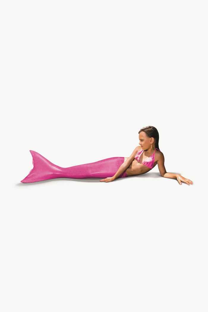 Xtrem Toys Meerjungfrau pinna bambina Colore Rosa intenso 1