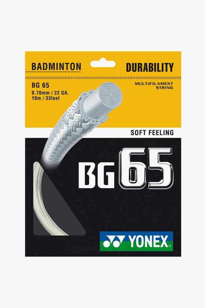 Yonex Bg 65 corde pour raquette de badminton 1