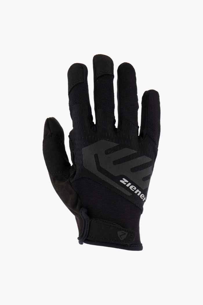Ziener Ched Touch LF gant de vélo hommes Couleur Noir 1