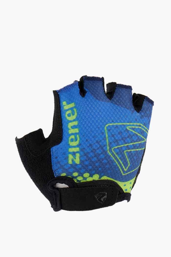 Ziener Curto guanti per bicicletta bambini 1