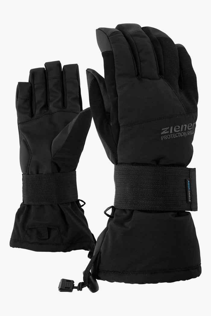 Ziener Merfos AS® guanto da snowboard uomo 1