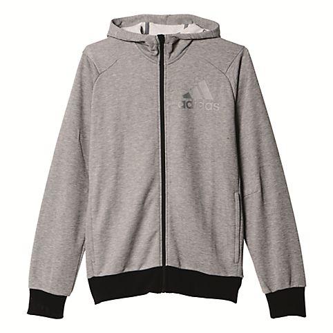 free shipping cheap sale top fashion Prime Hoodie Herren in grau - adidas | online kaufen